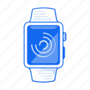 apple watch, clock, smart watch, time, watch icon