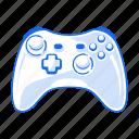 enjoy, gamepad, play, playstation, playstation4, ps4 icon
