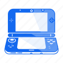 device, electronic, game, nintendo, play icon
