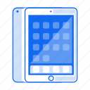 computer, digital, electronic, ipad, ipad pro, tablet, touchscreen icon