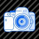 camera, canon, dslr, nikon, professional camera, slr, slr camera icon