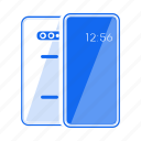 android, mobile phone, phone, samsung, smartphone, telephone icon