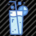 drink, fruit, juice, restaurant