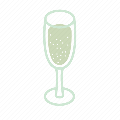 anniversary, bubbles, celebration, champagne, new year, occasion, special icon
