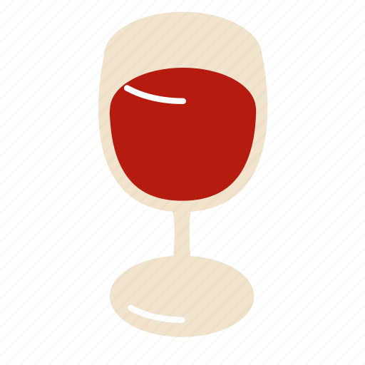 Glass, red, wine icon - Download on Iconfinder on Iconfinder