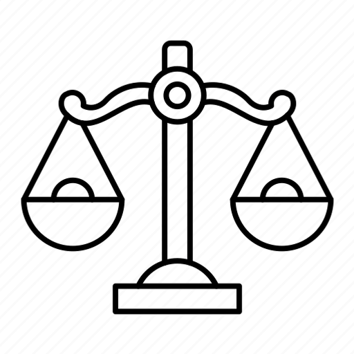 Balance, justice, law, scales, court icon - Download on Iconfinder