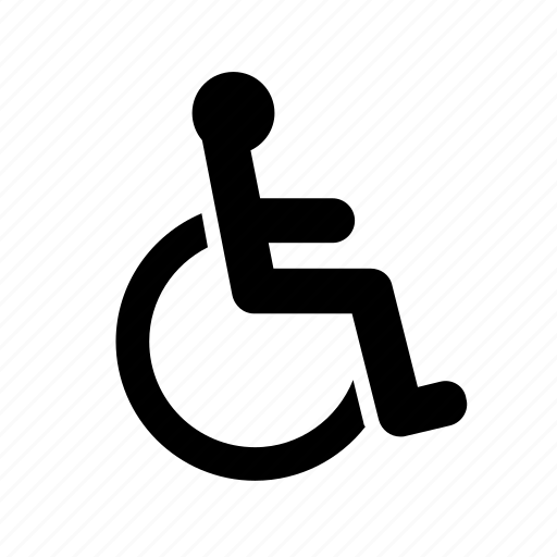 accessibility, accessible, disability, disabled, handicapped, sign, wheelchair icon