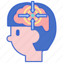 autism, autistic, disorder icon