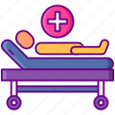 bedridden, medical, sick