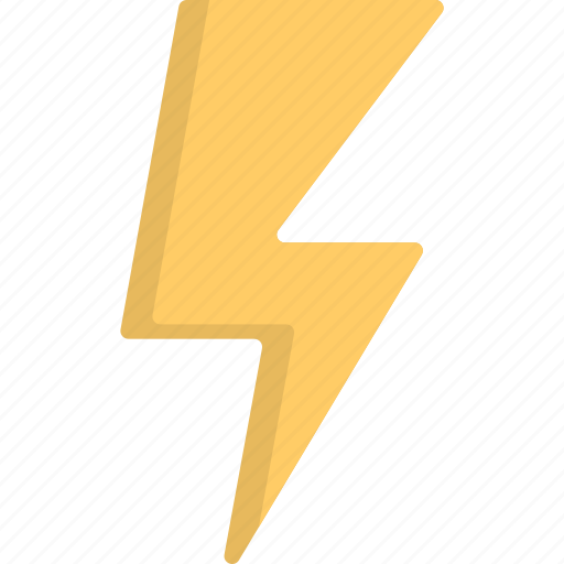electric arcs, lightning, lightning bolt, thunderbolt, weather hazards icon