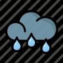 disaster, drowning, emergency, flood, heavy, rain