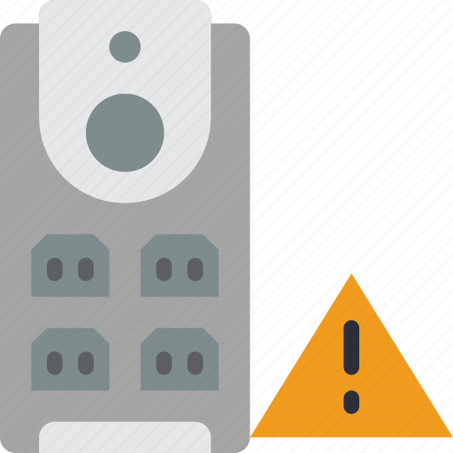 backup, data, disaster, recovery, ups, warning icon