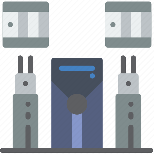 back, connected, data, disaster, fibre, recovery, ups icon