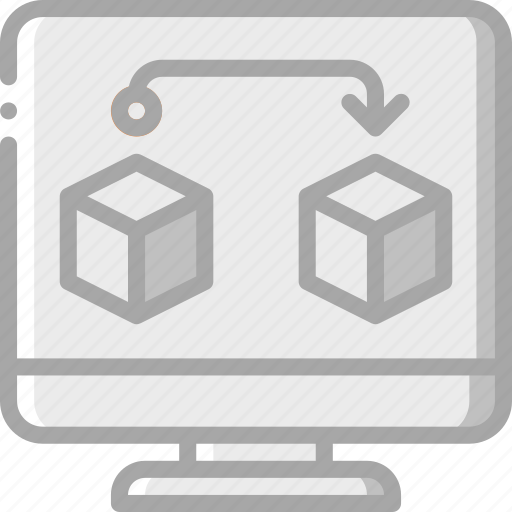 backup, data, disaster, manager, recovery, vm icon