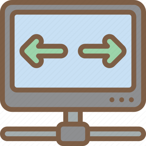 backup, data, disaster, management, recovery, trafic icon