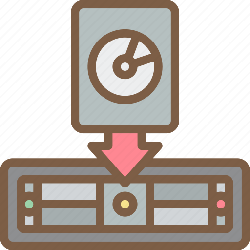 backup, data, disaster, disk, image, recovery, restoer icon