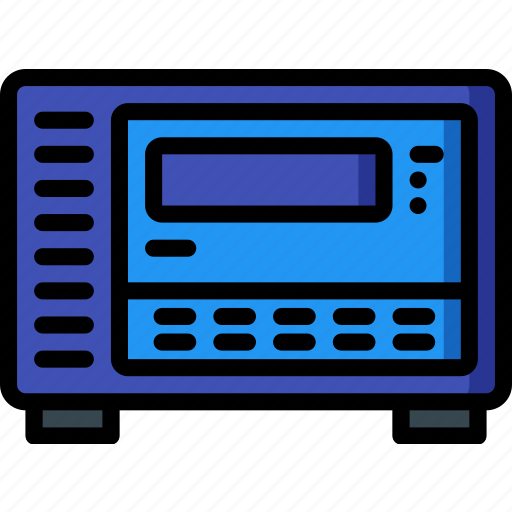 backup, data, disaster, drive, recovery, tape icon