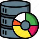 backup, data, database, disaster, management, recovery icon