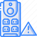 backup, data, disaster, recovery, ups, warning icon