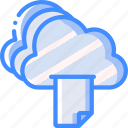backup, data, disaster, multiple, recovery, remote, storage icon