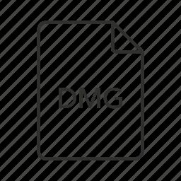 .dmg, .dmg file, dmg, dmg file, dmg icon, mac os x disk, mac os x disk image icon