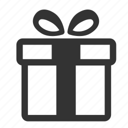 box, gift, package, present, prize, promotion, reward icon
