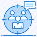 customer focus, customer segmentation, focus group, target audience, target customer