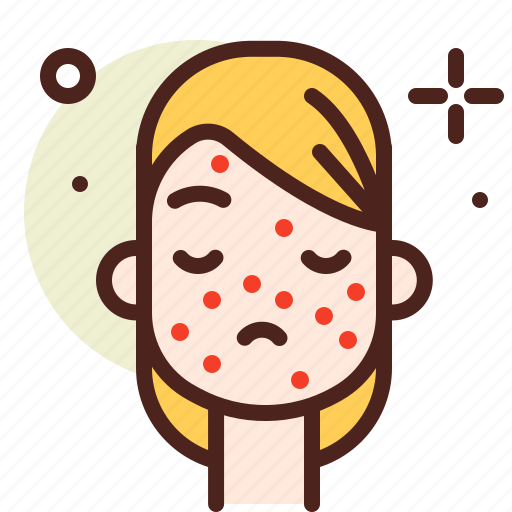 allergy, face, health, illness, medical icon