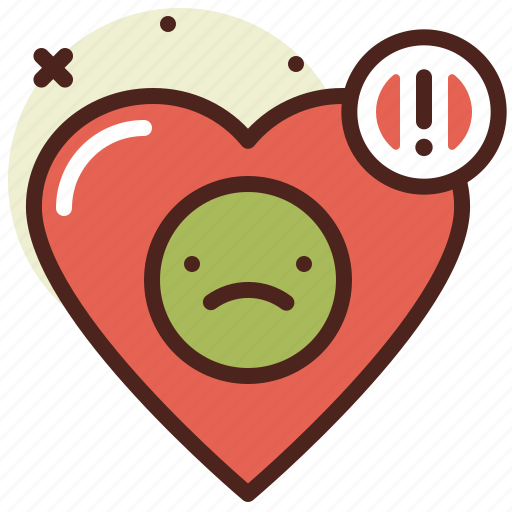 Fail, health, heart, illness, medical icon - Download on Iconfinder