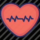 arrhythmia, disease, cardio, cardiac, heart icon
