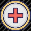 emergency, first aid, health, hospital, medical icon
