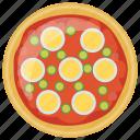 fast food, italian pizza, italian traditional dish, pepperoni pizza, school lunch