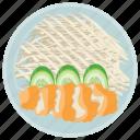 fried fish salad, healthy salad, organic food, salad ingredients, weight loss food icon