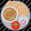 breakfast items, desi breakfast, healthy indian breakfast, punjabi food, puri icon