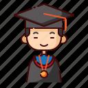 avatar, bachelor, boy, chinese, diversity, people, profession