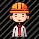avatar, boy, chinese, diversity, foreman, people, profession
