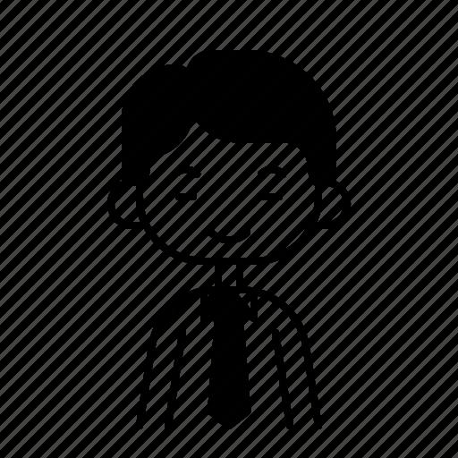 avatar, boy, chinese, diversity, employer, people, profession icon