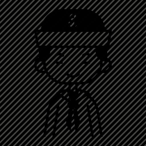 avatar, boy, chinese, diversity, people, profession, sailor icon