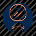 avatar, boy, diversity, man, people, profession, rider icon