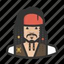 avatar, captain jack sparrow, jack sparrow, male, man, pirate, pirates of the caribbean