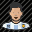 argentina, barcelona, footballer, leo messi, lionel messi, messi, soccer icon