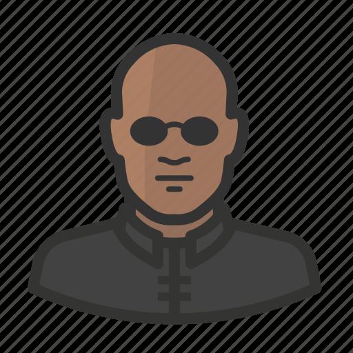 avatar, matrix, morpheus, sci-fi, science fiction icon