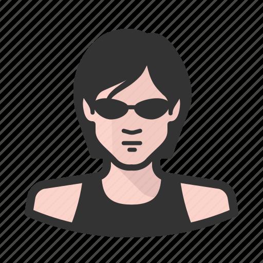 avatar, matrix, sci-fi, science fiction, trinity icon