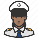 navy, woman, avatar, african, military, girl, female
