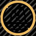 alert, hazard, information, security, warning icon