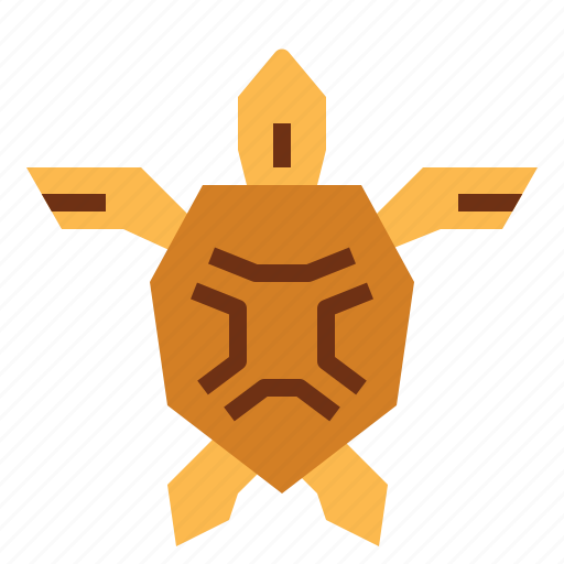 sea, turtle icon