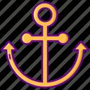anchor, nautical, ship