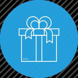 box, diwali, festival, gift, prize, surprise icon