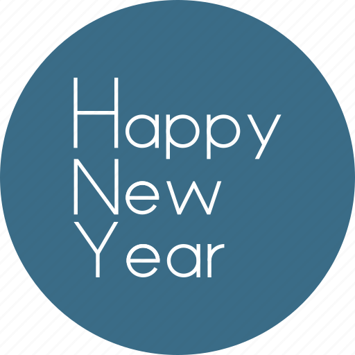 celebration, festival, happy, new, newyear, wish, year icon