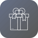 box, diwali, festival, gift, prize, surprise icon